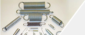 Manufacturers and Exporters of Springs
